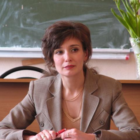 Калус Ирина Владимировна